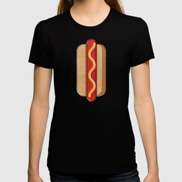 FAST FOOD / Hot Dog T-shirt
