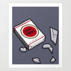 Pop Icon - John McClane Art Print