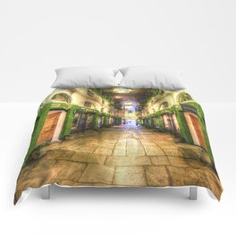 Covent Garden London  Comforters