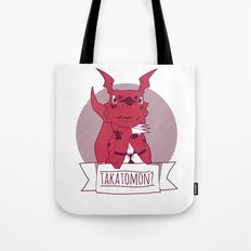 Takatomon Tote Bag