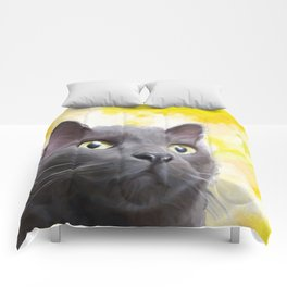 Cole the Cat Comforters