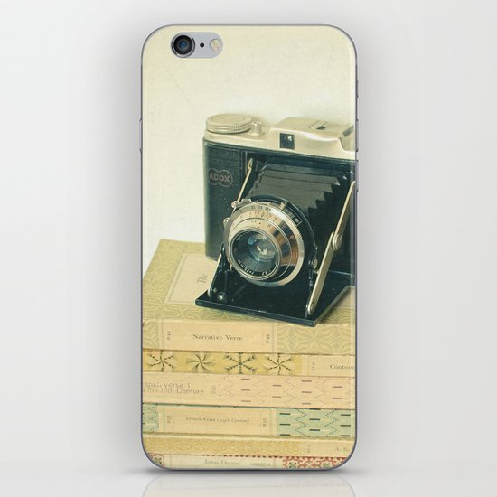 Memories iPhone & iPod Skin
