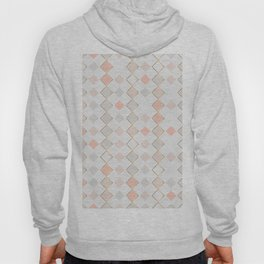 Pattern Rose Hoody