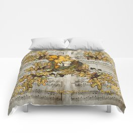 History of the autumn forest_4 Comforters