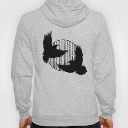 Black Birds I Hoody