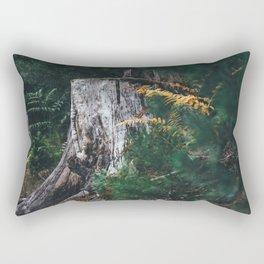 Combien de temps pour t'oublier? XI Rectangular Pillow