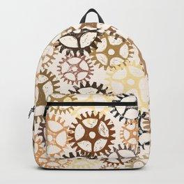 Geared Up - by Kara Peters Backpack