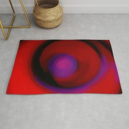 A fathers love Rug