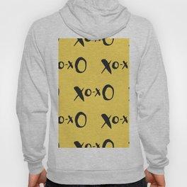 Kisses XOXO Lemon Zest Hoody