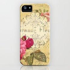 Paris Perfumery iPhone (5, 5s) Slim Case