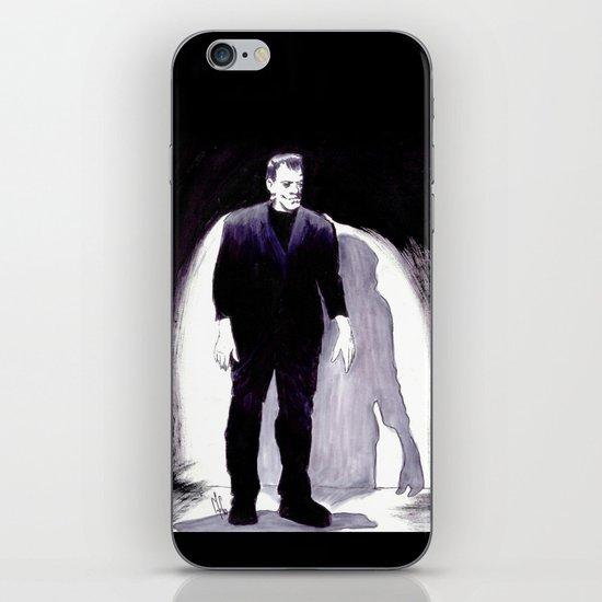 Science's Monster Terror iPhone & iPod Skin