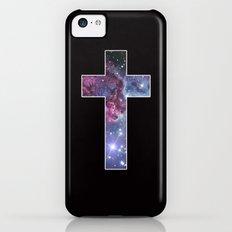 Galaxy Cross iPhone 5c Slim Case