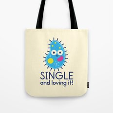 It's All About Paramecium Tote Bag