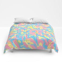 Vanilla Chewing Gum Comforters