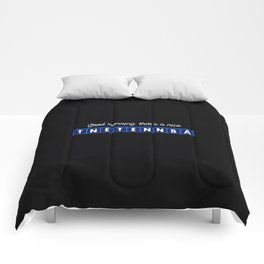 the it crowd Comforters