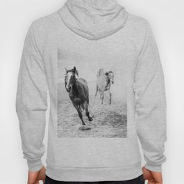Running with the horses Hoody