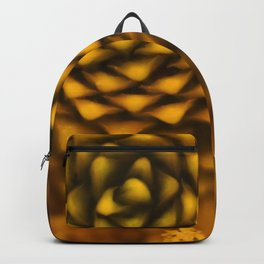 Macro Daisy Backpack