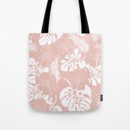 Tropical pattern 020 Tote Bag