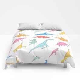 Dino Doodles Comforters
