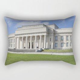 Auckland Museum Rectangular Pillow