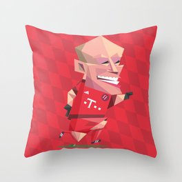 ARJEN ROBBEN Throw Pillow