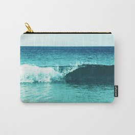 Summer Wave Carry-All Pouch