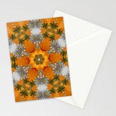pumpkin ( pattern ) Stationery Cards
