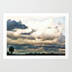 That Kind of Day Art Print