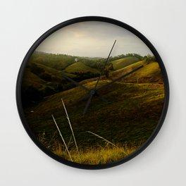 Beauty of Nature @ Rincon Wall Clock
