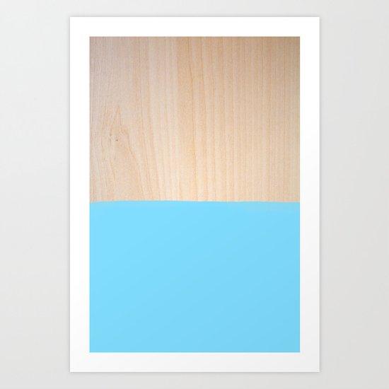 Sorbet I Art Print