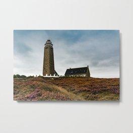 Cape Levi Lighthouse Metal Print