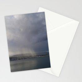 Sunrays Over Dunedin Stationery Cards
