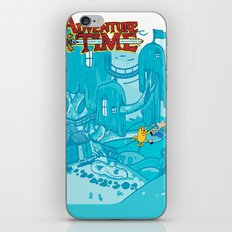 Adventure Time! iPhone & iPod Skin