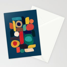 Miles and miles Stationery Cards