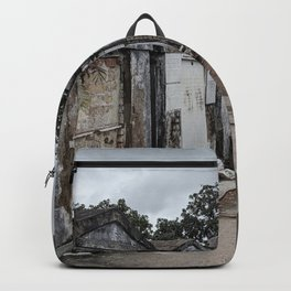 A Cemetery in New Orleans Backpack