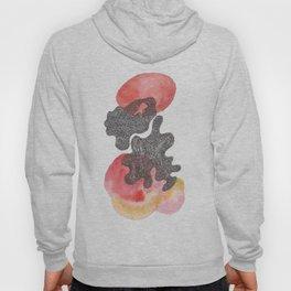 180311 Watercolour Micron 11  Scandi Micron Art Design Hoody