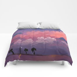 Beach Dreams Comforters