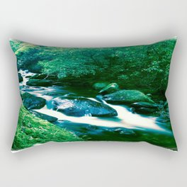 Torc Waterfall/Ireland Rectangular Pillow