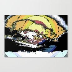 Power Sky Canvas Print