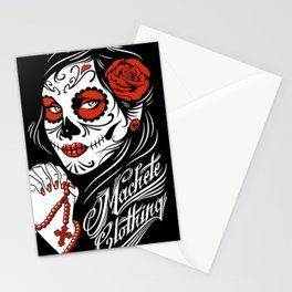 Catrina (Oversize) Stationery Cards