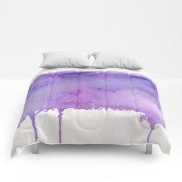 Liquid galaxy Comforters