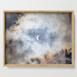 Mysterious Eclipse Serving Tray