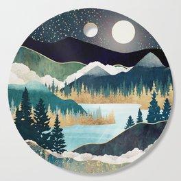 Star Lake Cutting Board