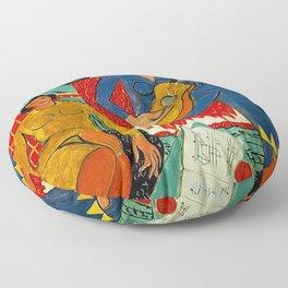 Good Girls by Henri Matisse  Floor Pillow