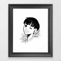 Phichit Framed Art Print
