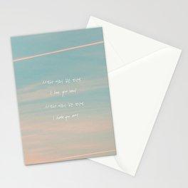 Seoul - RM Mono Stationery Cards