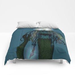 Sea Warrior Comforters