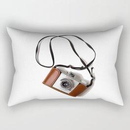 The Photographer (Color) Rectangular Pillow