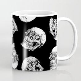 Skull Eyes Coffee Mug