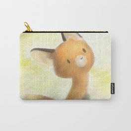 Mocha the red fox Carry-All Pouch